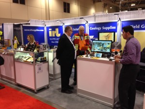 IRL Supplies PDAC 2014