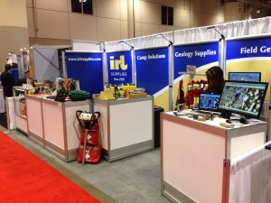 IRL Supplies PDAC 2015